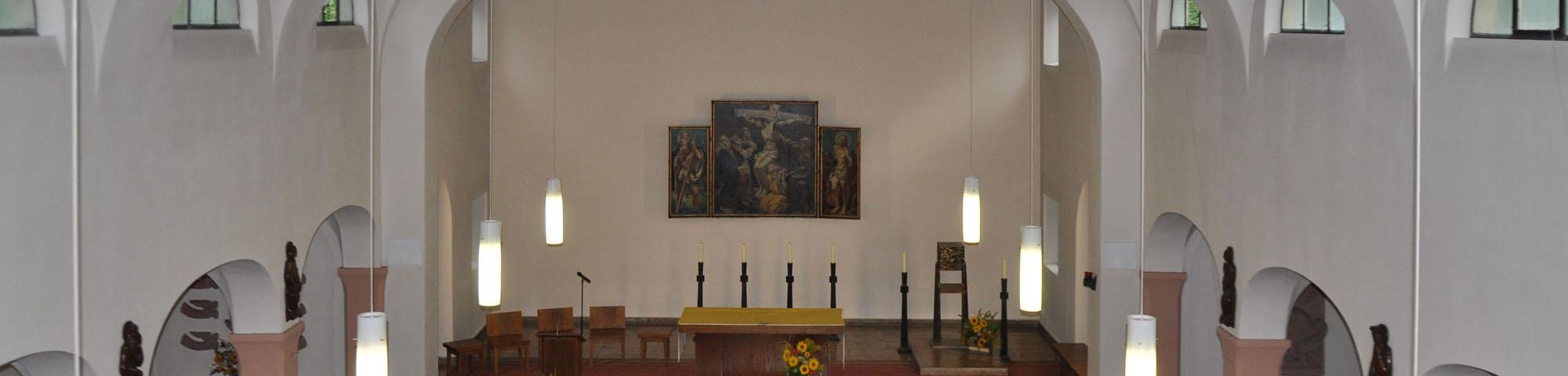 Kath. Kirche St. Georg Gohlis