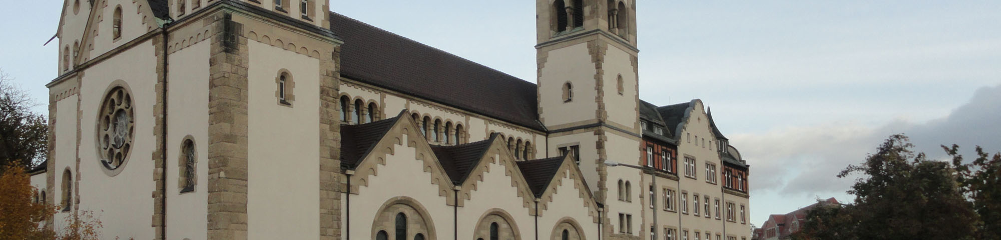 Kath. Liebfrauenkirche Lindenau