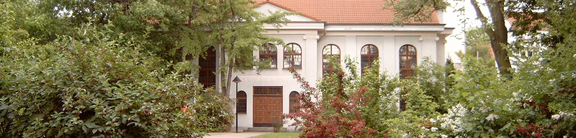 Ev.-methodistische Kreuzkirche Leipzig